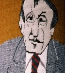 "Detail from ""A Full Meeting of Members of the Board""  1989"