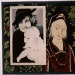 """Princess Di Meets a Medieval Maiden""  1987"