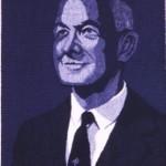 """Portrait of Professor Logan""  1972"