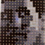 "Detail ""Mohammad Ali Diamonds""  1973"