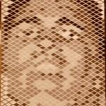 """Mohammad Ali Tapestry""  1973"