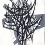 """Cruciform""  1962"