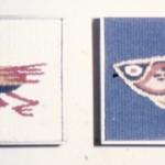 """Miniatures:  Birds, Fish""  1969"